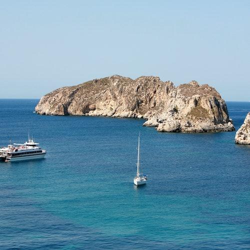 Crucero en barco desde Palma + Comida