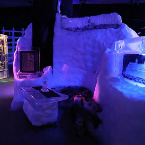 Magic Ice Bar Lofoten