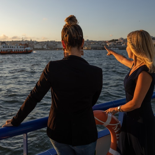 Lisboat Sunset River Cruise