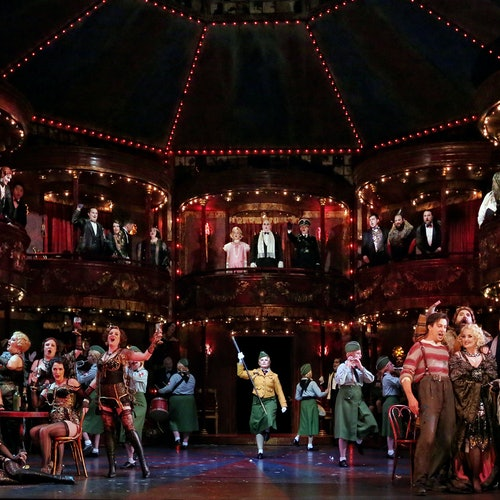 Ópera en la Ópera de Sídney