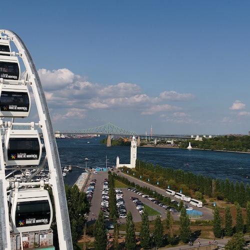 La Grande Roue de Montréal: VIP Gondola Admission
