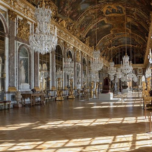 Palacio de Versalles, jardines y terrenos