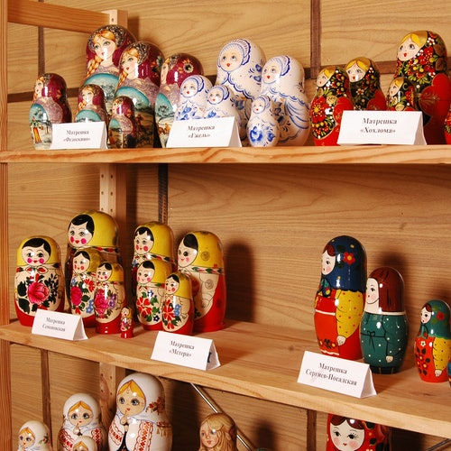 Museo de Juguetes Rusos