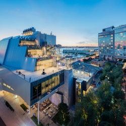 Imagen Museo Whitney de Arte Estadounidense