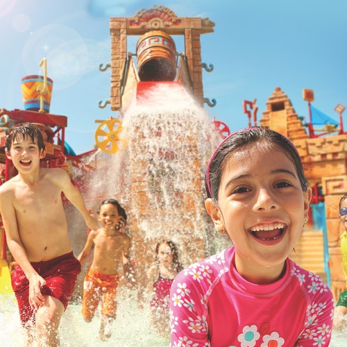 Aquaventure Waterpark + Lost Chambers Aquarium
