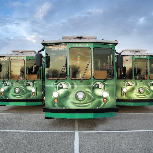 i-Ride Trolley Orlando