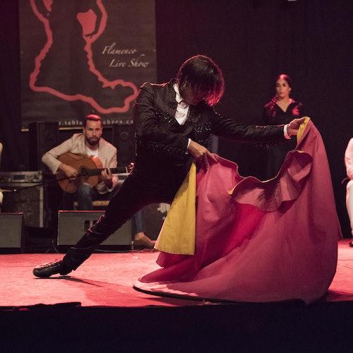 Espectáculo de Flamenco La Pacheca