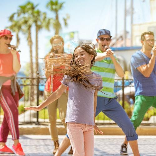 MOTIONGATE™ Dubai: Pase de 1 día