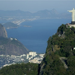 Rio Guided Tour: Corcovado Train & Christ the Redeemer Statue