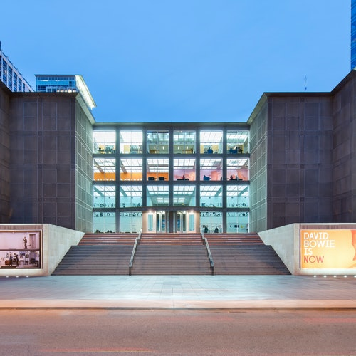 Museo de Arte Contemporáneo de Chicago (MCA)