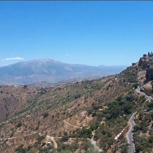 Tirolina de Comares de 436 m