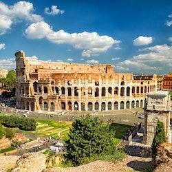 Tickets, museos, atracciones,Tickets, museums, attractions,Coliseo,Colosseum,Con acceso a la arena de los gladiadores