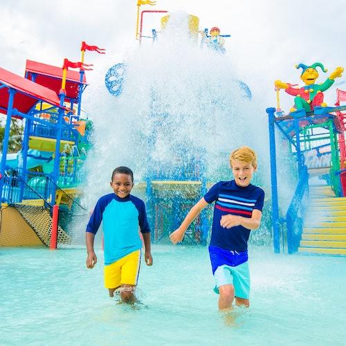 LEGOLAND® Florida Park & Water Park
