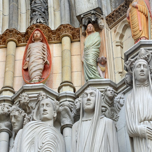 Catedral de San Juan el Divino: Highlights Tour