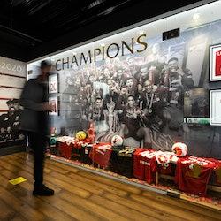Liverpool FC Stadium Tour + Audio Guide
