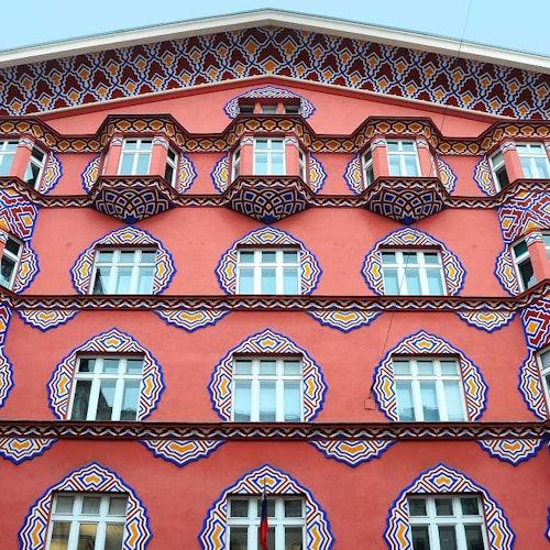 Casco histórico de Liubliana + Galería Nacional: Visita guiada