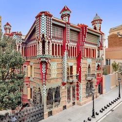 Imagen Gaudís Casa Vicens: Ohne Anstehen