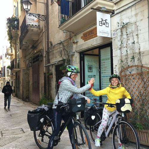 Alquiler de bicis en Bari