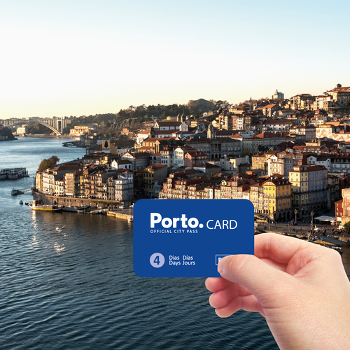 Porto Card: With Transportation