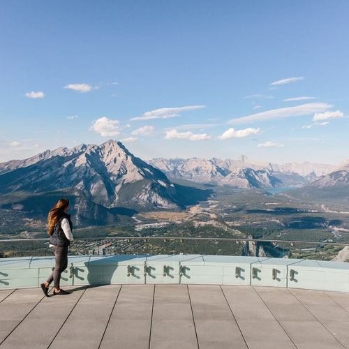 Explore Banff Sightseeing Tour with Banff Gondola Admission