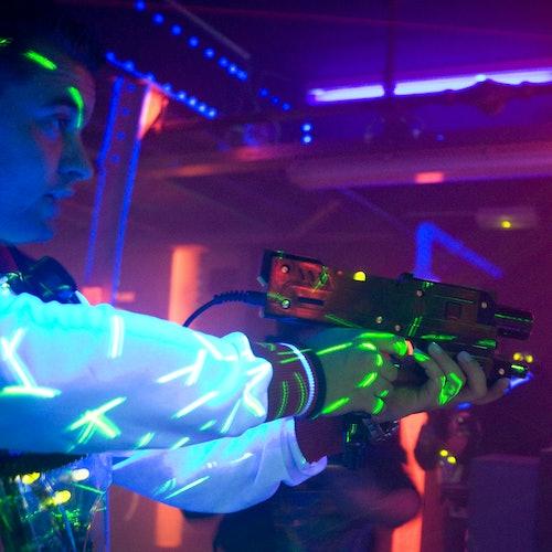 Lasergame Rotterdam