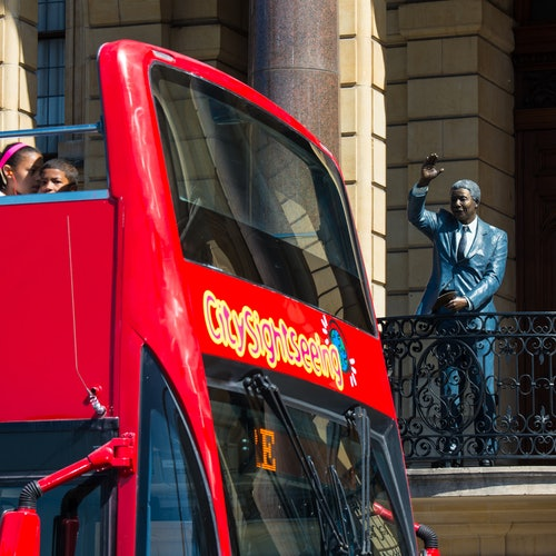 Bus turístico de Ciudad del Cabo: ticket clásico o premium