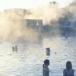 Tickets, museos, atracciones,Excursión a Balneario Blue Lagoon