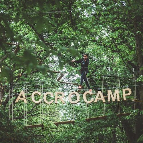 AccroCamp: Paris-Jablines