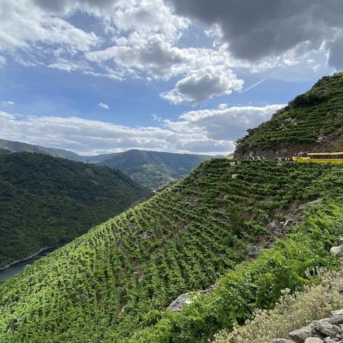 Ribeira Sacra Tourist Train
