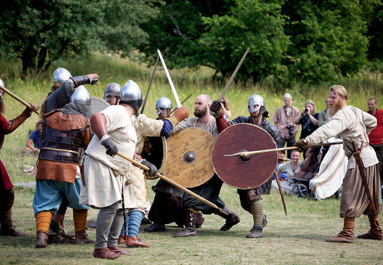 Tickets for Birka - The Viking City