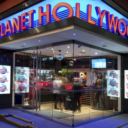 Imagen Planet Hollywood Londres