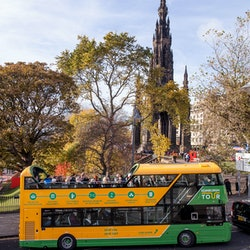 Hop-on Hop-off Bus Edinburgh