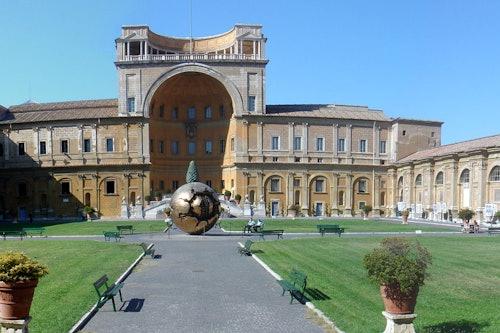 Best of Rome Pass: Vatican + Colosseum + St. Peter's Basilica