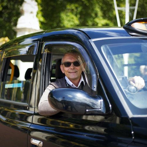 Classic Westminster Black Cab Tour