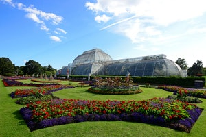 Royal Botanical Gardens & Kew Palace