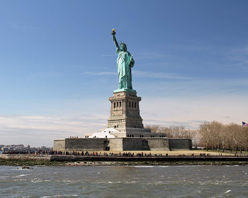 Tickets For Statue Of Liberty Ellis Island Pedestal Access Tour From Battery Park