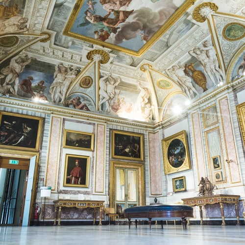 Galería Borghese: Acceso rápido