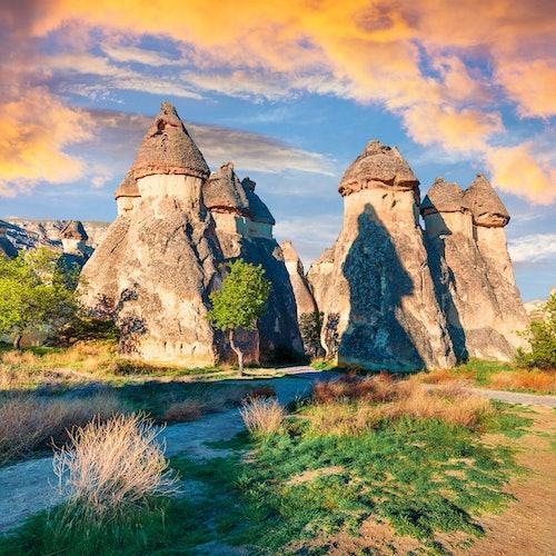 Tour verde de Capadocia: Excursión de 1 día desde Göreme