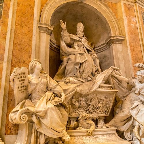 Basílica de San Pedro y subida a la cúpula: Visita guiada en inglés