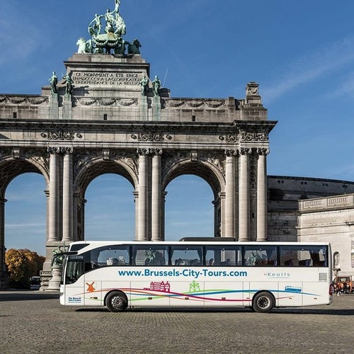Campos de Flandes: Tour desde Bruselas