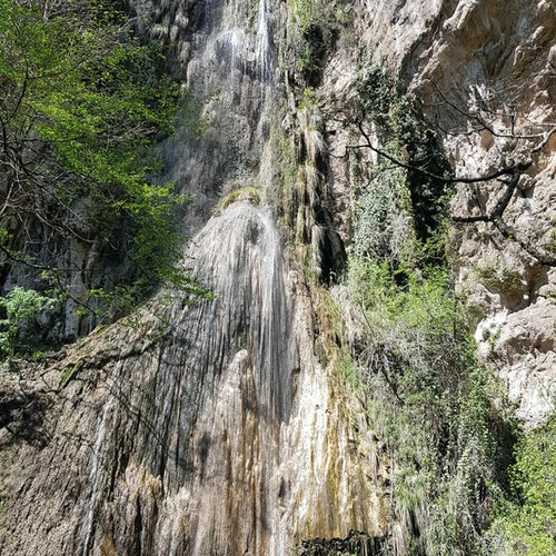 Ferriere Waterfalls: Guided Tour from Amalfi