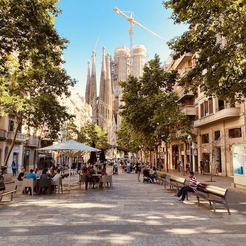 Sagrada Familia: Small Group Tour in English