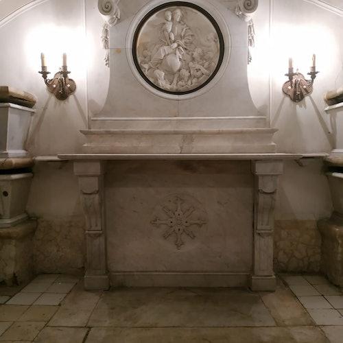 Cripta de la Basílica de Santo Domingo Mayor: Sin colas + Visita exclusiva