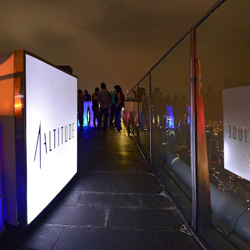 1-Altitude Viewing Gallery (Day Admission)