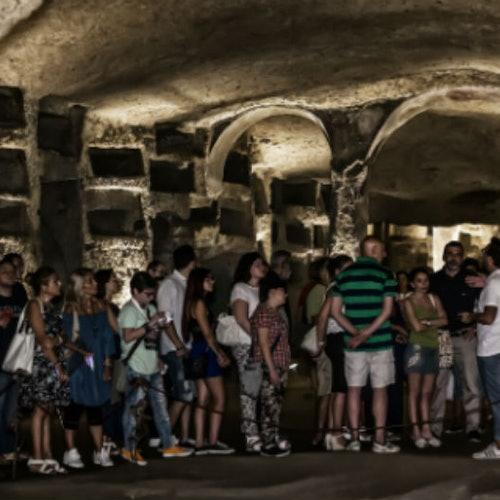 Catacumbas de San Gennaro: Visita guiada