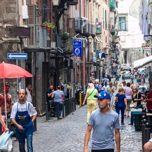 Visita a pie por Nápoles + Capilla Sansevero y el Cristo Velado