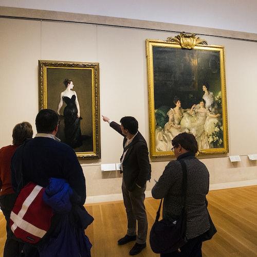 Meet The Met: Tour del Museo Metropolitano de Arte