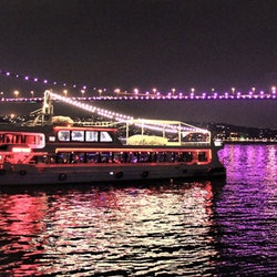 Dinner Cruise & Turkish Night Show