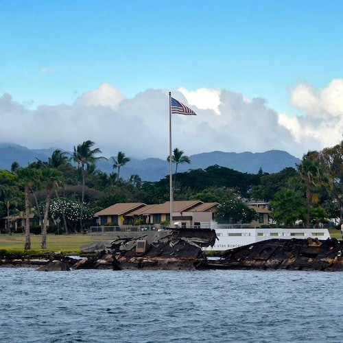 USS Arizona Memorial: Visita narrada