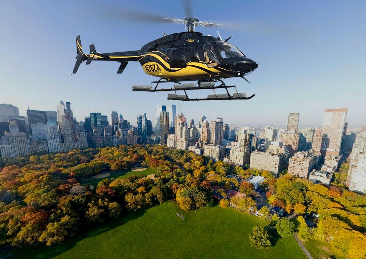 Elicottero A New York : Biglietti per tour di new york in elicottero tiqets